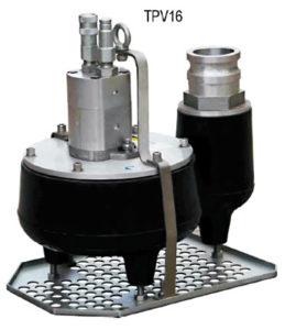 Pompa zatapialna do brudnej wody TPV16