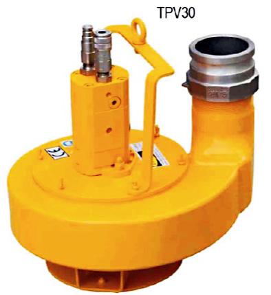 Pompa zatapialna do brudnej wody TPV30