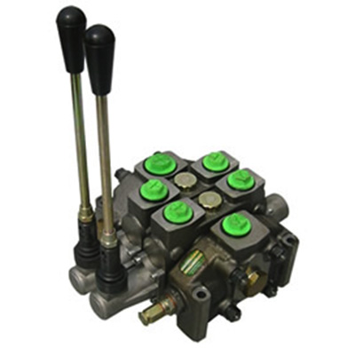 Rozdzielacz hydrauliczny HC-D16<br> max 150 l/min, max 350 bar