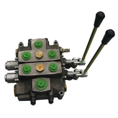 Rozdzielacz hydrauliczny HC-D20<br> max 250 l/min, max 350 bar