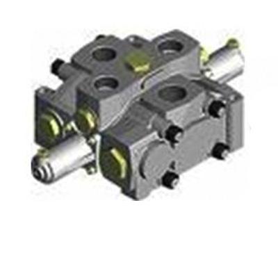 Rozdzielacz hydrauliczny HC-D25<br> max 380 l/min, max 350 bar