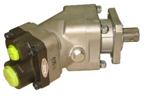 Pompa hydrauliczna tłoczkowa lewa 105 cm 1.3.