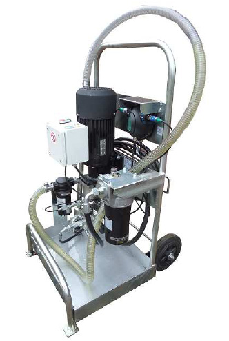 Agregat filtracyjny typu AEF-20P