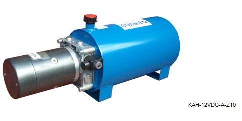 Kompaktowy agregat hydrauliczny typu KAH