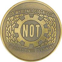 nagroda II stopnia NOT 2011