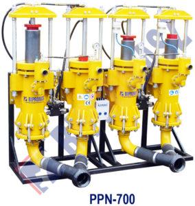 Pompy płuczkowe nurnikowe PPN-700