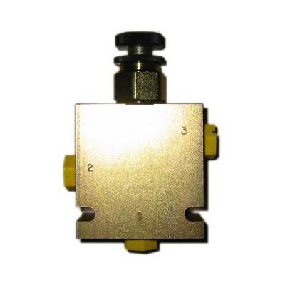 Zawór ciśnieniowy SVH102 odłączający – przyłączający – sekwencyjny