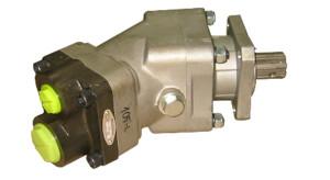 Pompa hydrauliczna tłoczkowa lewa 105 cm3