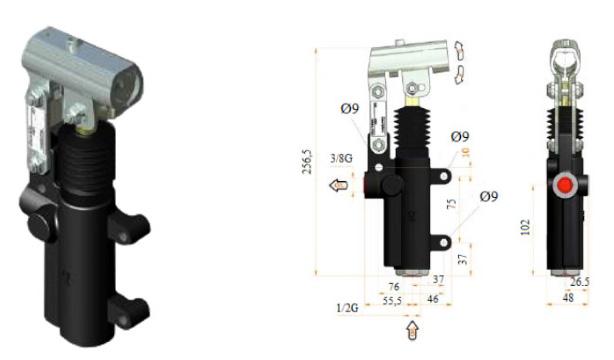 Pompa Ręczna PMP-20