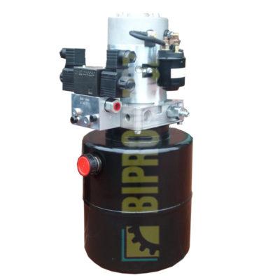 Kompaktowe agregaty hydrauliczne - przykład wykonania