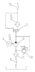 filtry aef 20 - schemat