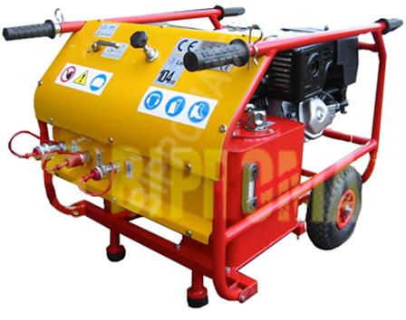 Agregat Hydrauliczny Spalinowy HAS-9