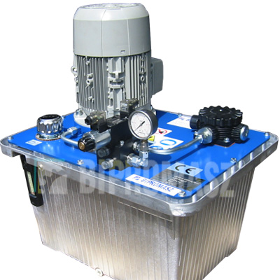 Agregaty Hydrauliczne Elektryczne AHE-..A