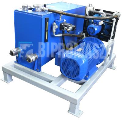Agregaty Hydrauliczne Elektryczne AHE-..B