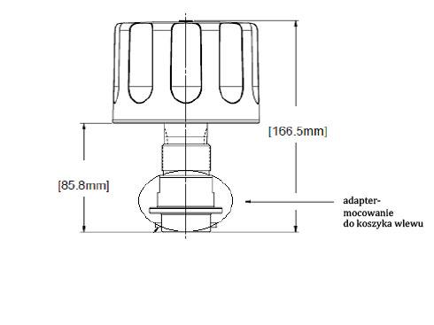 filtr oddechowy pochłaniacz wody - schemat nr 2