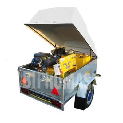 Agregat Hydrauliczny Spalinowy HAS-13