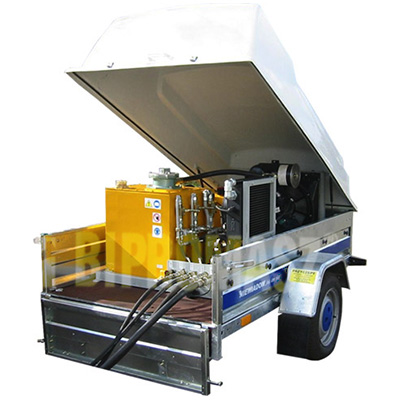 Hydrauliczny Agregat Spalinowy HAS-25