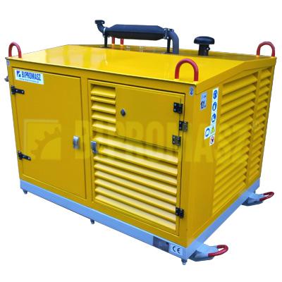 Hydrauliczny Agregat Spalinowy HAS-33