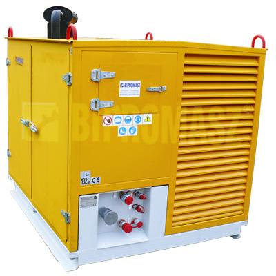 Agregat Hydrauliczny Spalinowy HAS-50