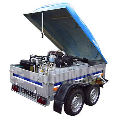 Agregat Hydrauliczny Spalinowy HAS-70
