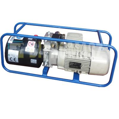 Kompaktowe agregaty hydrauliczne