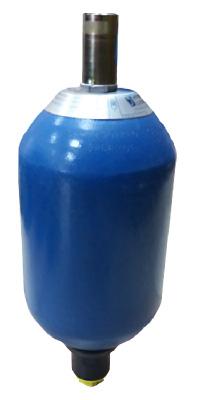 ABVE4 lub HB-4.5 Akumulator hydrauliczny pęcherzowy