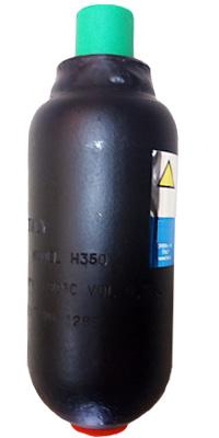 H350 Akumulator hydrauliczny przeponowy