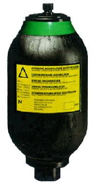 HTR-0,7  Akumulator hydrauliczny pęcherzowy