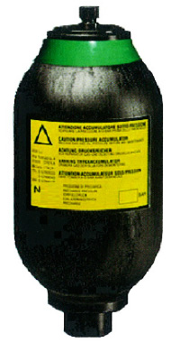 HTR-2,5  Akumulator hydrauliczny pęcherzowy