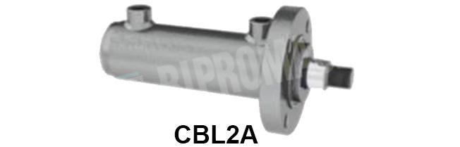 Siłownik hydrauliczny tłokowy dwustronnego działania CBL2A