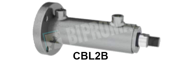 Siłownik hydrauliczny tłokowy dwustronnego działania CBL2B