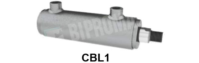 Siłownik hydrauliczny tłokowy dwustronnego działania CBL1
