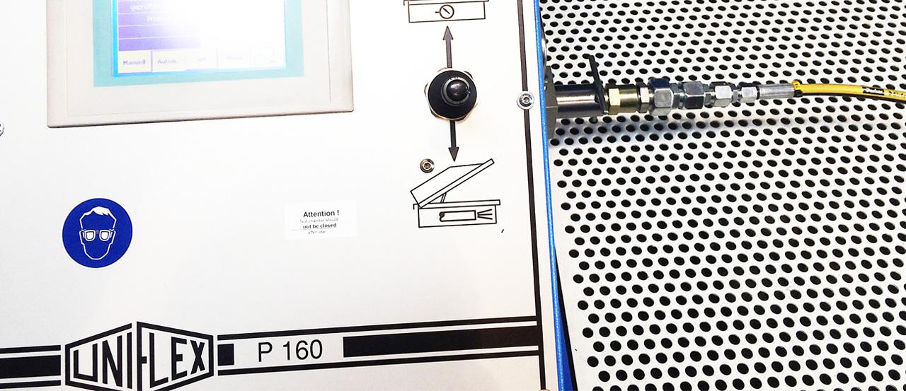 Produkcja przewodów hydraulicznych 3