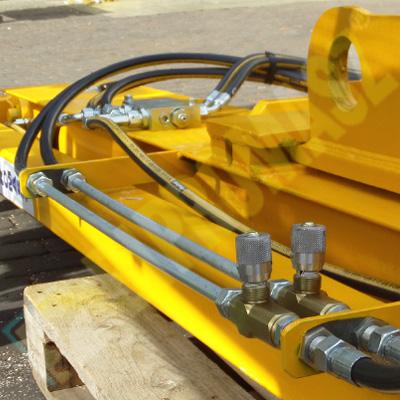 Instalacje hydrauliczne na maszynach i obiektach przemysłowych