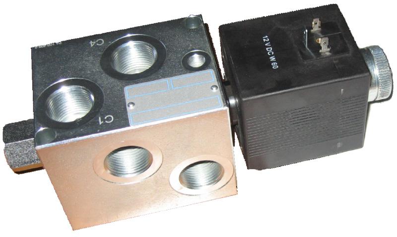 Zawory przełączające ZPE-34