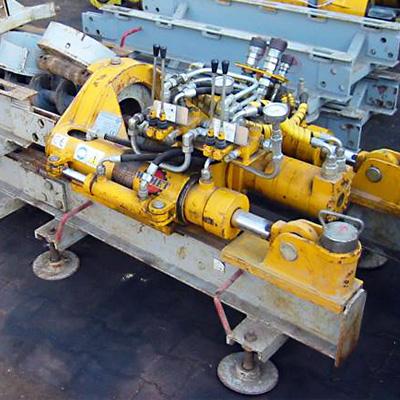 Hydrauliczna wiertnica pozioma HWP-33 – sprzęt używany