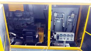 Wiertnica pozioma sterowana WPS-50S - sprzęt używany