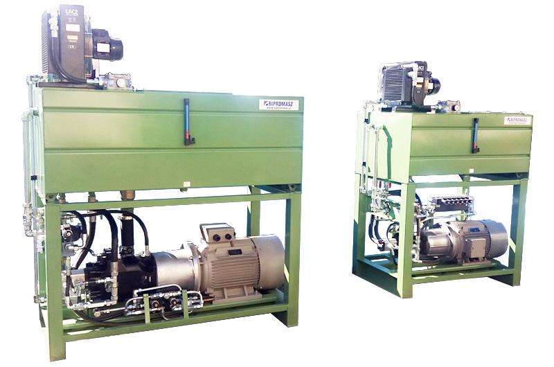agregaty AHE-30B-PV-140 i AHE-18B-PV46