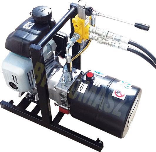 Hydrauliczny Agregat Spalinowy typu HAS-2