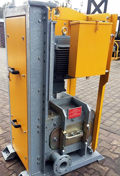 Mieszalnik MAT mix ID60 - system mieszania ciągłego - fabrycznie nowy