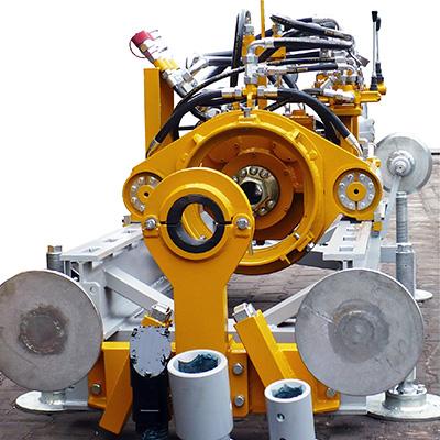 Wiertnica pozioma sterowana WPS-40 – sprzęt wiertniczy używany