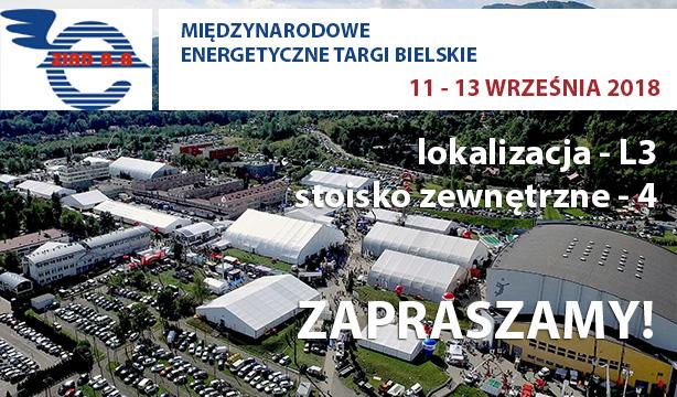 Bipromasz na Międzynarodowych Energetycznych Targach Bielskich ENERGETAB 2018