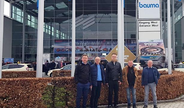 Bauma 2019 - Międzynarodowe Targi Maszyn Budowlanych