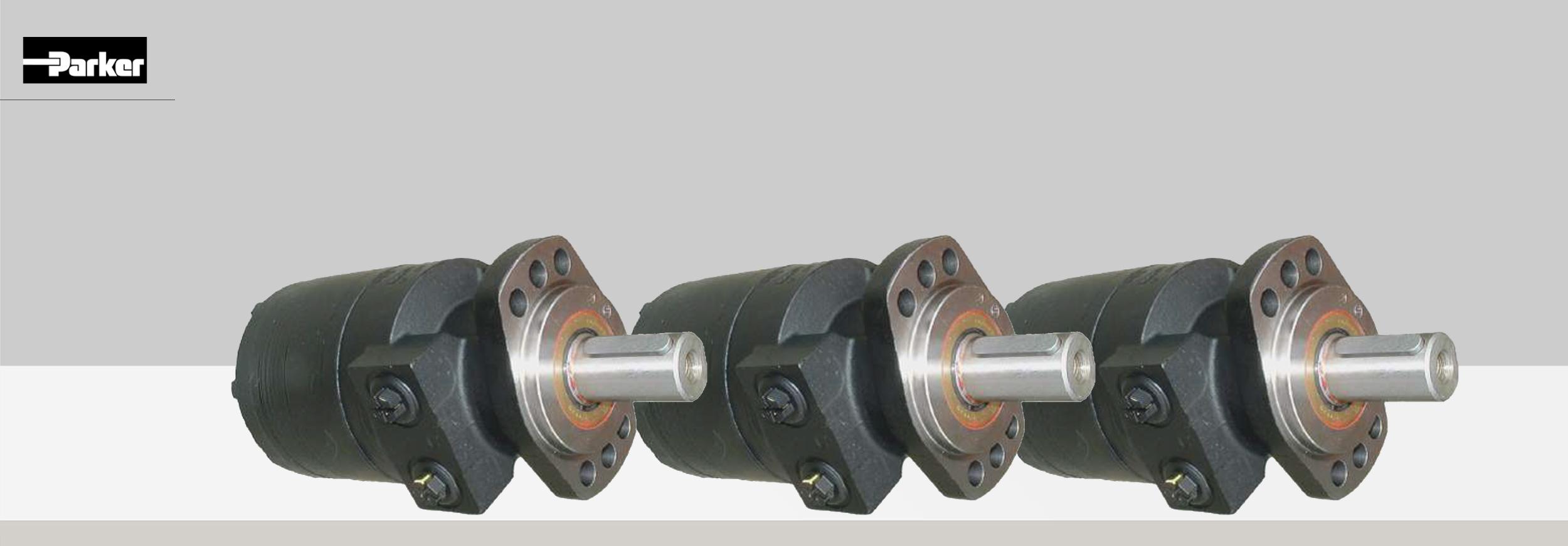 Silnik Hydrauliczny Gerotorowy typu TG