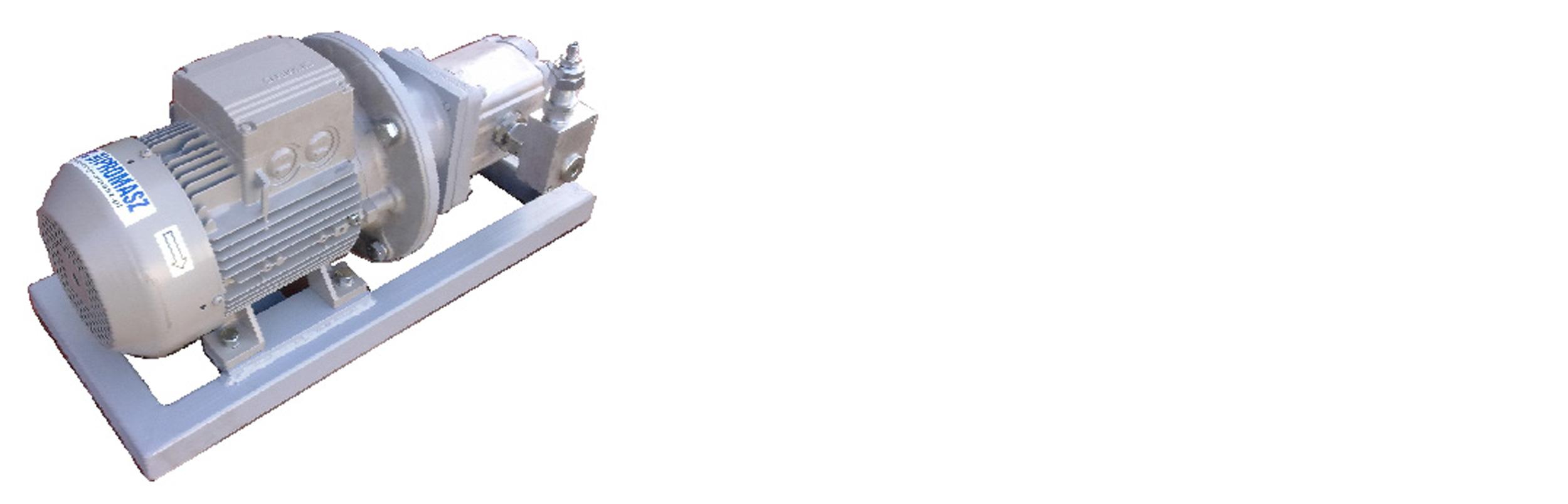Zespoły pompowe ZPB produkcji Bipromasz
