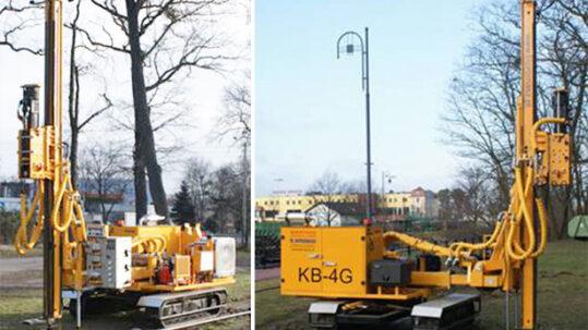 Kafar do fotowolotaiki KB4G – silny, wydajny, niezawodny, mobilny