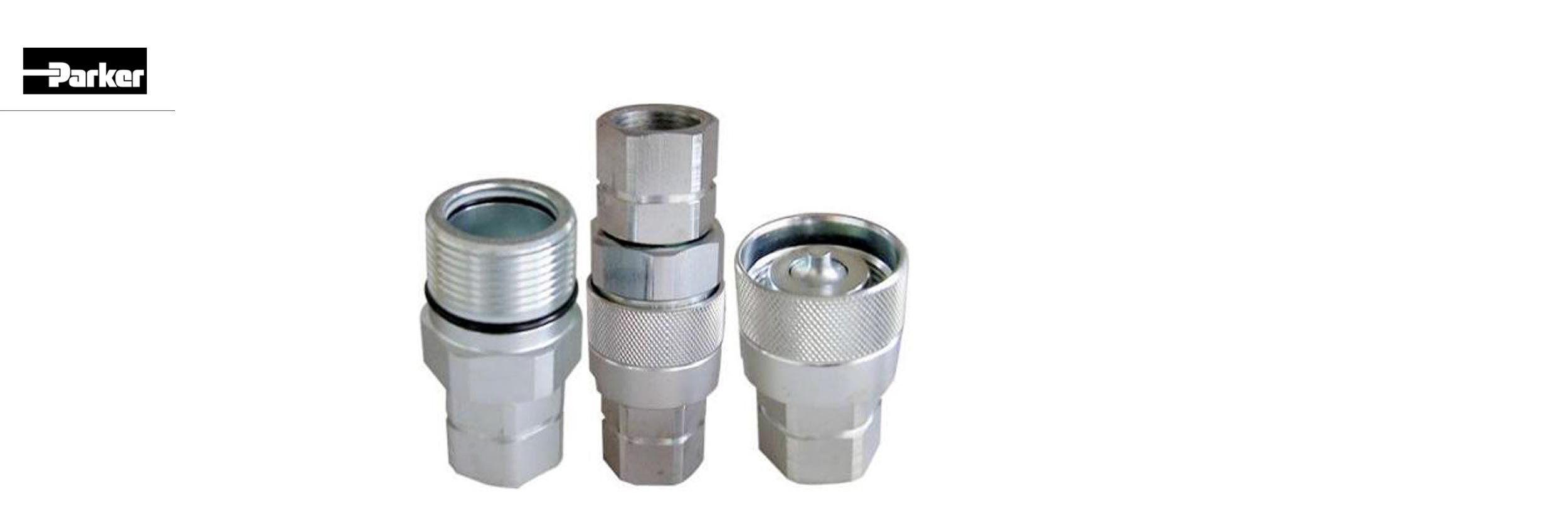 Szybkozłącza hydrauliczne typu QHPA (skręcane)